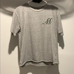 top shop M tee shirt